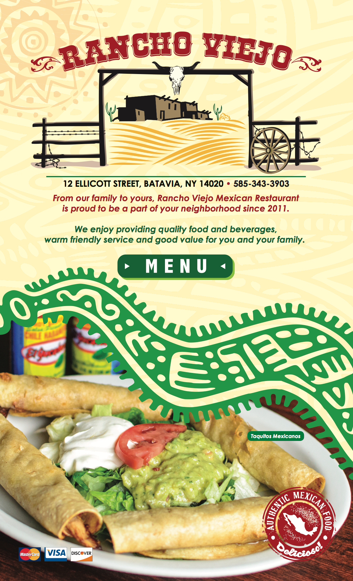 Mexican Food Near To You